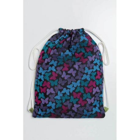 LennyLamb taška SackPack Butterfly Wings at Night