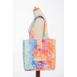 LennyLamb taška přes rameno Swallows Rainbow Light