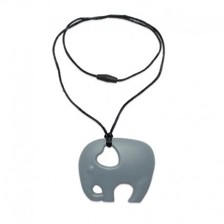 Silikonový přívěsek slon