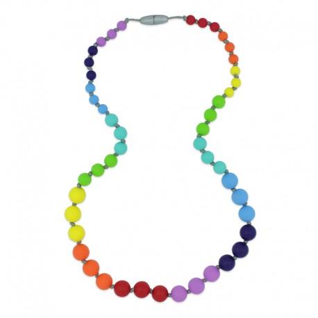 Silikonové korále barevné 4