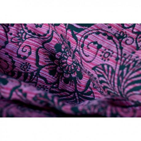 Yaro Ava Contra Black Pink Random Wool