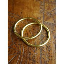 Ring Sling kroužky zlaté
