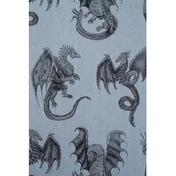 LennyLamb dětské nosítko na panenky Dragon Steel Blue