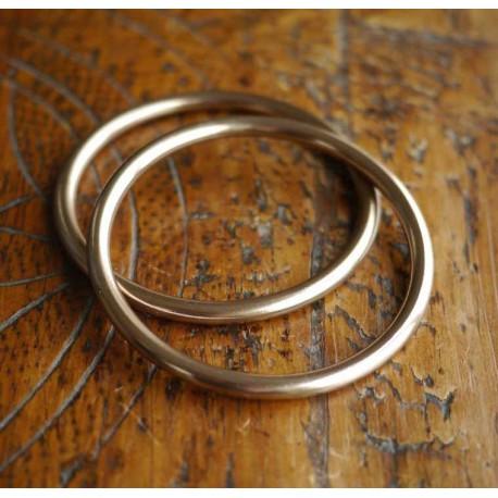 Ring Sling kroužek champagne - 1 ks