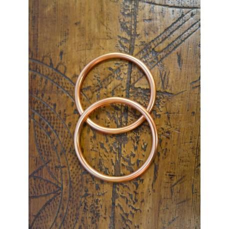 Ring Sling kroužek růžové zlato - 1 ks