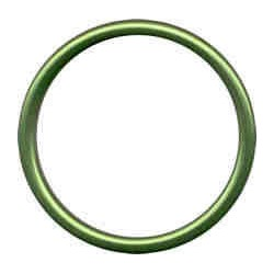 Ring Sling kroužek zelený