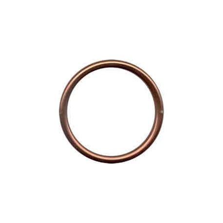 Ring Sling kroužek hnědý