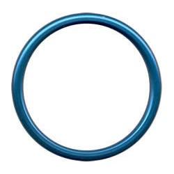 Ring Sling kroužek modrý