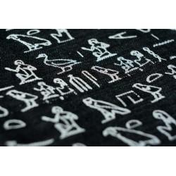 Luluna Hieroglyphs Black/White, 2. jakost
