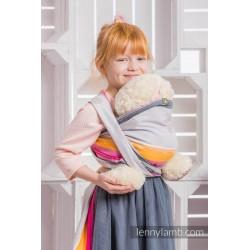 LennyLamb šátek na panenky Vanilla Lace Cotton 2.0