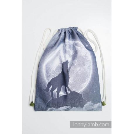 LennyLamb taška SackPack Moonlight Wolf