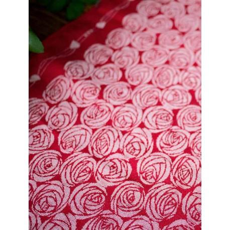 Scrap šátku Oscha Roses Eros - 1 m