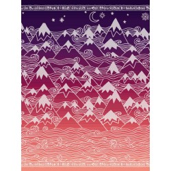 Oscha Misty Mountains Mont d'Arrée Infinity Loop Precis