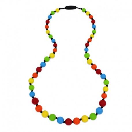 Silikonové korále barevné 3