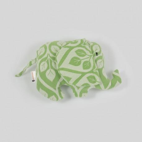 Slon z šátku Yaro La Vita Light-Green