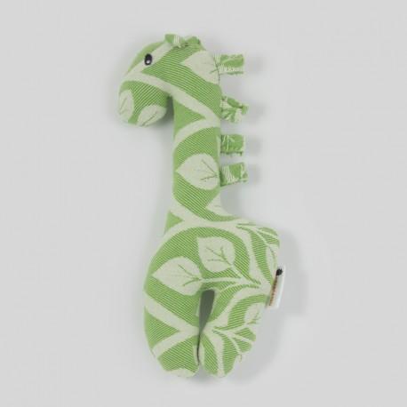 Žirafa z šátku Yaro La Vita Light-Green