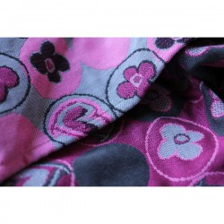 Yaro Bloomsbury Ultra Pink Grey