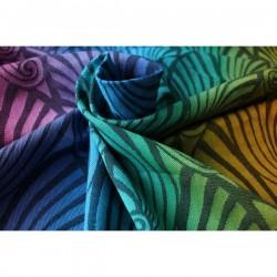 Yaro Dandy Spectrum Grad Navy Wool Ring Sling