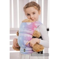 LennyLamb dětské nosítko na panenky Rainbow Lace