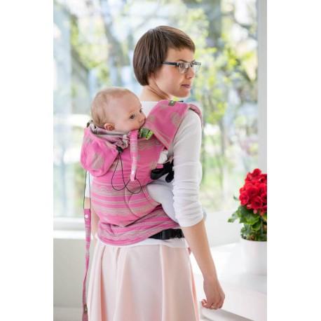 LennyLamb Candy Lace - ergonomické nosítko